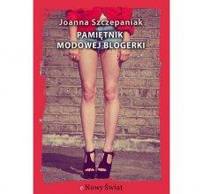 Pamiętnik modowej blogerki, Joanna Szczepaniak