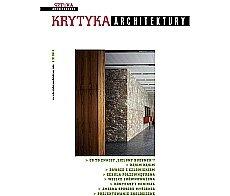 Krytyka Architektury książka