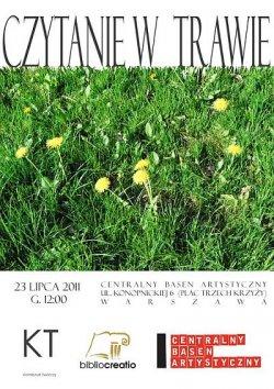 Czytanie w trawie